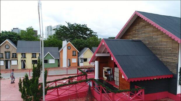 Para revitalizar a estrutura no local foram investidos cerca de R$ 396 mil por parte do município