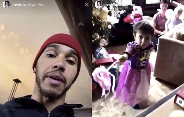 06d3dfc27 Hamilton pede desculpas por dizer em vídeo que  meninos não usam ...