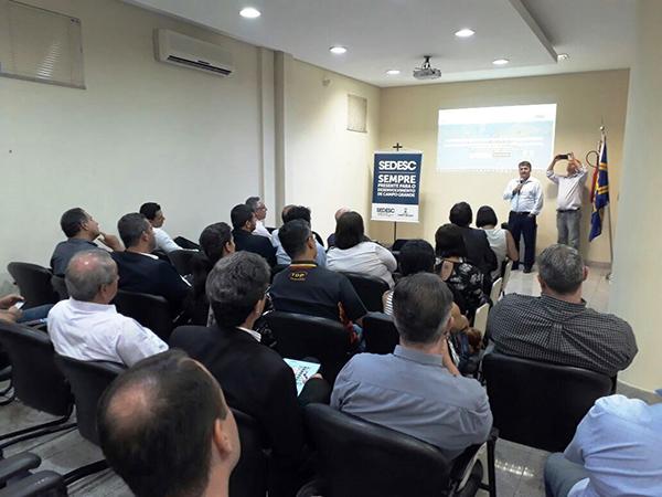 Além de apoiar o programa Exporta Campo Grande, a entidade está trabalhando com ações próprias para fomentar internacionalização das empresas locais