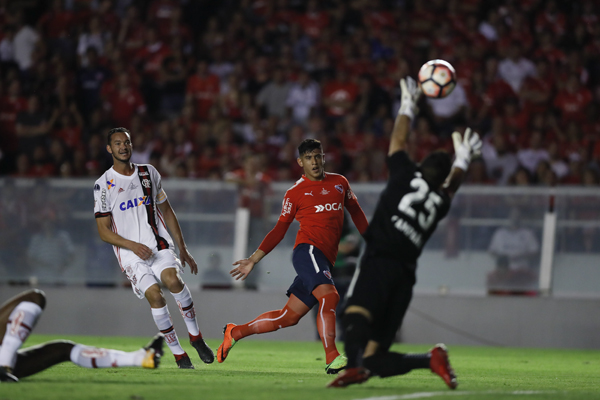 O Independiente será campeão em caso de empate ou vitória.