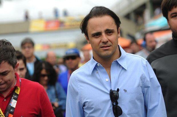 Felipe Massa será parceiro de Cacá Bueno na etapa.