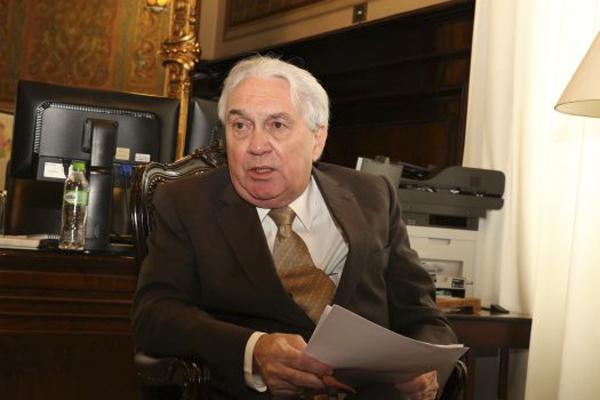 Atual corregedor, Calças é o sucessor de Paulo Dimas Mascaretti.