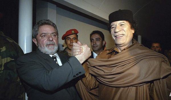 Lula dizia que o Brasil não tinha preconceitos e que se tratava de uma diplomacia pragmática.