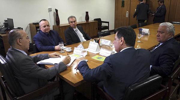 Conforme o governador, o último reembolso do FEX para Mato Grosso do Sul ocorreu em outubro de 2016, mas em montantes que não compensaram integralmente as perdas.