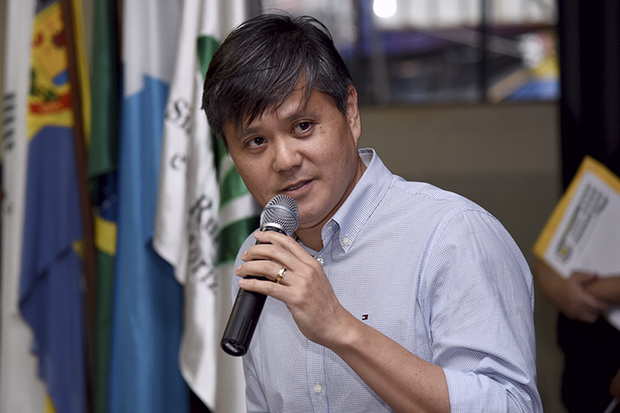 Maurício Saito – presidente do Sistema FAMASUL