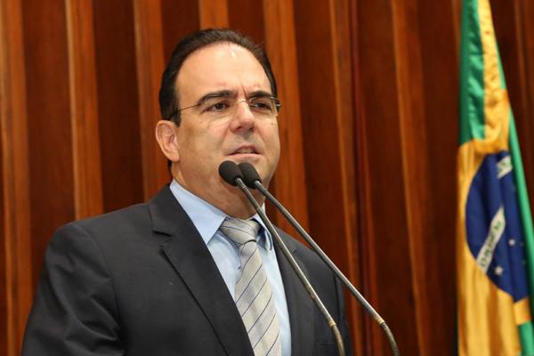 O pedido foi encaminho pela Câmara Municipal do município, por intermédio do vereador Douglas Lopes Vilalba, que é o Presidente da Casa de Leis