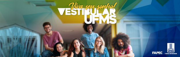 Serão disponibilizadas neste processo seletivo 30% das vagas de ingresso nos Cursos de Graduação da UFMS, e as demais vagas (70%) serão destinadas ao Sistema de Seleção Unificada – Sisu