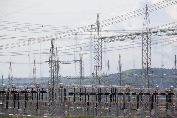 Ibiraci (MG) - O ministro Moreira Franco participa da inauguração da linha de transmissão de energia que liga a Hidrelétrica de Belo Monte ao Sudeste do País. A construção do linhão é parte do