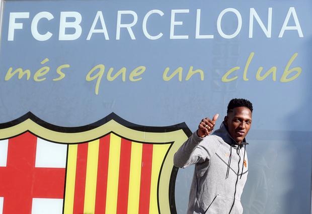 O time espanhol também divulgou a multa rescisória do seu novo reforço, que será de 100 milhões de euros (R$ 385,5 milhões)
