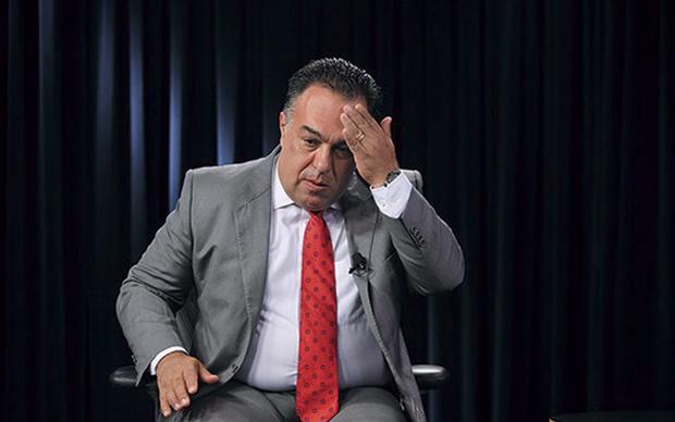 O empresário Ricardo Hoffman foi condenado solidariamente ao pagamento da multa e depositou R$ 957 mil relativos à multa