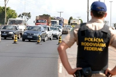 Os dados são da Polícia Rodoviária Federal (PRF) e se referem ao movimento nas rodovias ao longo do ano passado