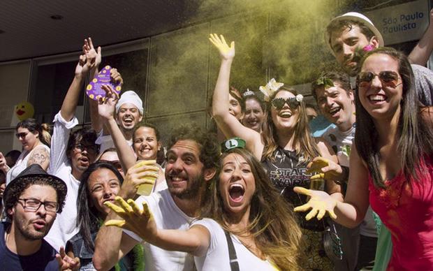 O Acadêmicos do Baixo Augusta lançou na quinta-feira um festival de pré-carnaval, reunindo blocos parceiros e artistas convidados