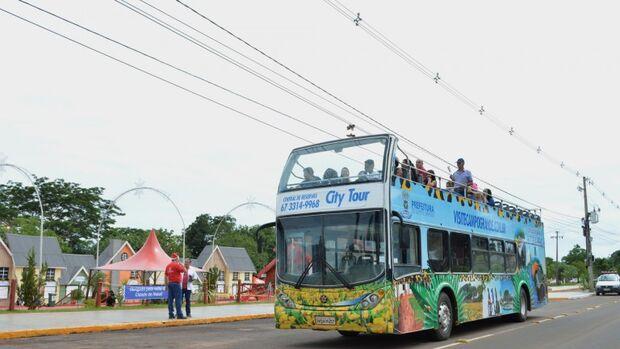 Prefeitura disponibilizou o ônibus em três horários