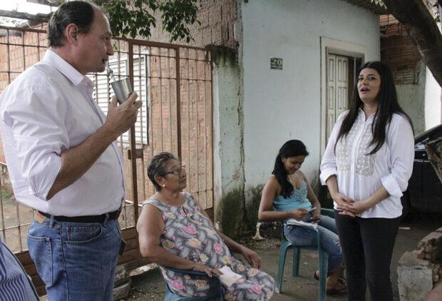 Eles também visitaram o Hospital de Caridade (Santa Casa), onde o Governo do Estado investirá R$ 11 milhões de recursos próprios