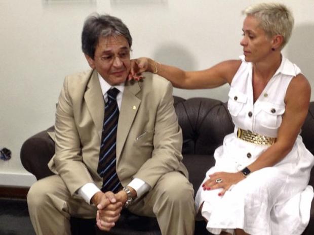 Ela já havia sido sugerida para ocupar o Ministério da Cultura, mas a nomeação não vingou