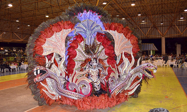 O concurso mantém suas quatro categorias tradicionais: Originalidade; Luxo Feminino; Luxo Masculino e Luxo Especial, sendo que cada competidor terá tempo máximo de 5 minutos de apresentação ao corpo de jurados e plateia