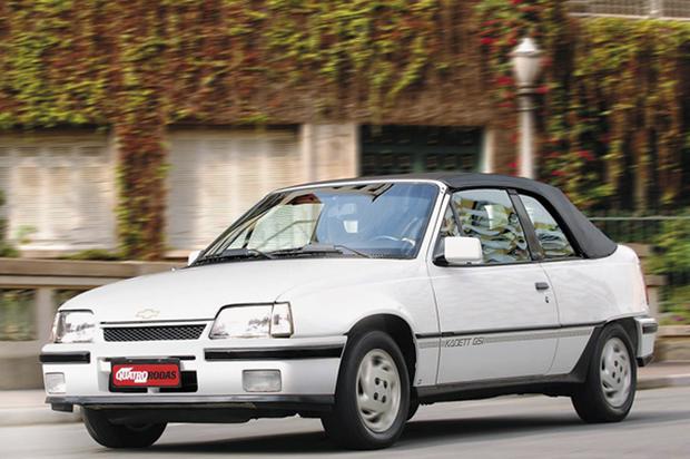 Mesmo com os primeiros BMW, Mercedes e Alfa roubando atenções nas ruas, o GSi conversível conseguiu se tornar um dos carros mais exclusivos do mercado