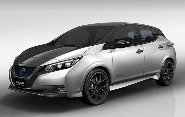 Conceitos esportivos e de alto desempenho, assinados pela Autech Japan – empresa do grupo Nissan, responsável pela conversão de veículos em ambulâncias e outras aplicações especiais –, também estarão em exibição