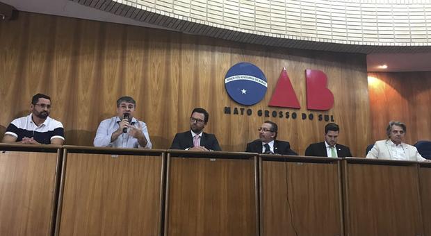O presidente da ACICG, João Carlos Polidoro, destaca que a mobilização das entidades garantiu que a população fosse ouvida mais uma vez