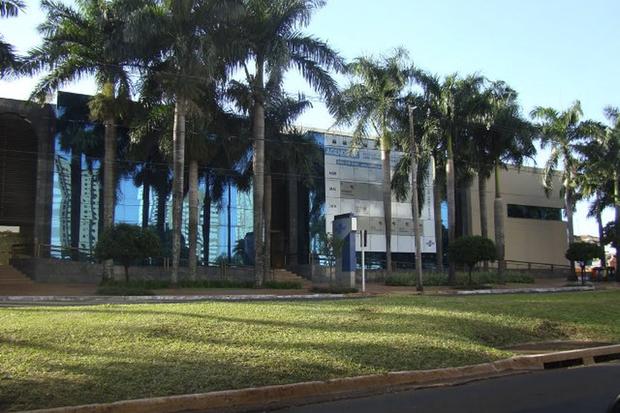 O Sebrae/MS está localizado na Av. Mato Grosso 1661