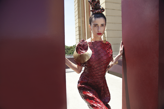 Vêm do projeto Brazilian Leather, aliás, duas outras iniciativas que têm projetado o couro do Brasil no mundo da moda e da sustentabilidade de forma muito consistente: o Design na Pele e a Certificação de Sustentabilidade do Couro Brasileiro (CSCB)