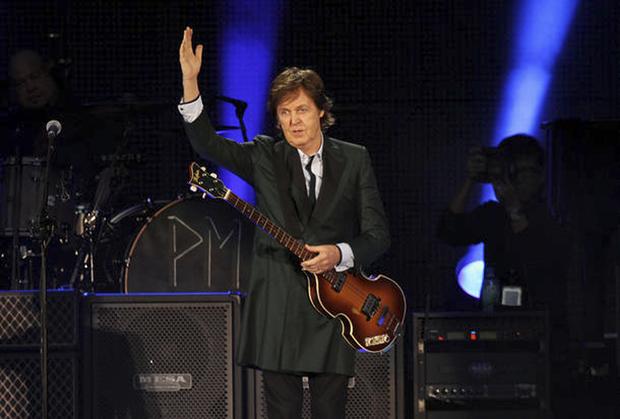 A Wolf Foundation afirmou que McCartney é um dos maiores compositores de todos os tempos
