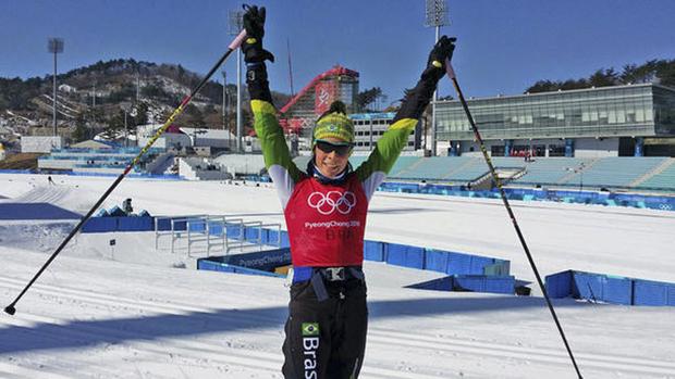 A snowboarder também esteve presente nos Jogos de Inverno de Vancouver-2010 e de Sochi-2014 e depois de ficar fora do grande evento em Pyeongchang seguirá disputando apenas algumas etapas de Copa do Mundo na sua modalidade