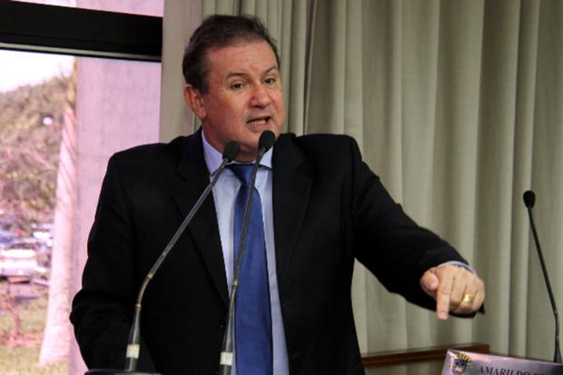 Rocha apresentou requerimento durante a sessão plenária desta quinta-feira