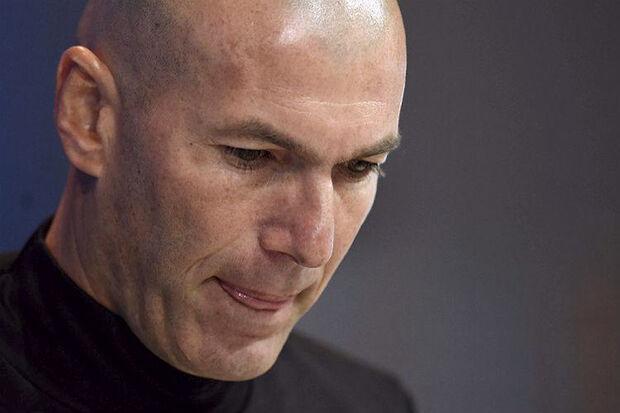 Zidane também acredita que este é um mata-mata sem favoritos e com cinquenta a cinquenta de chances de classificação para cada clube às quartas de final