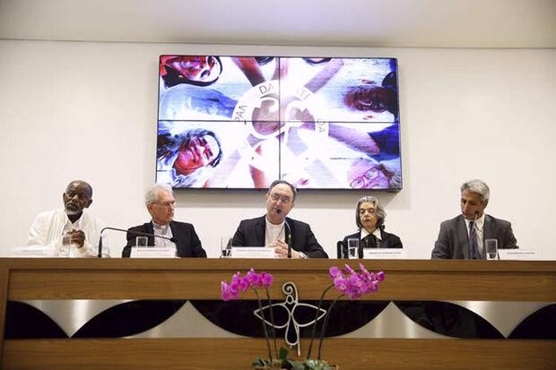 A Conferência Nacional dos Bispos do Brasil (CNBB) abre oficialmente a Campanha da Fraternidade (CF) 2018 com o tema Fraternidade e Superação da Violência
