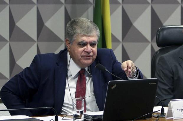 O ministro da Secretaria de Governo disse que a questão sobre a qual ministério a Polícia Federal estará vinculada é secundária