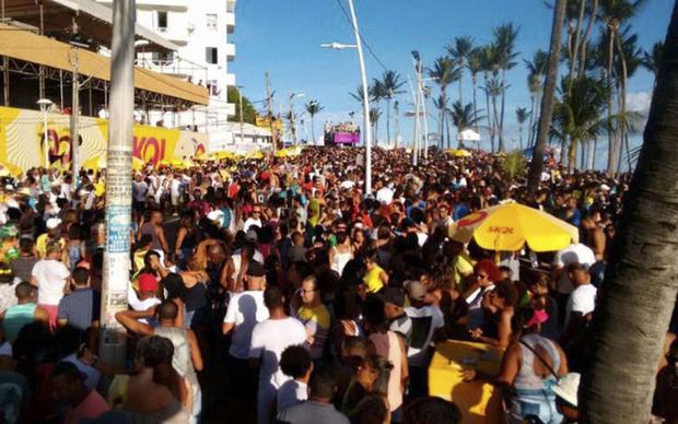 Ao todo, a prefeitura estima que a festa tenha movimentado cerca de R$ 1,7 bilhão