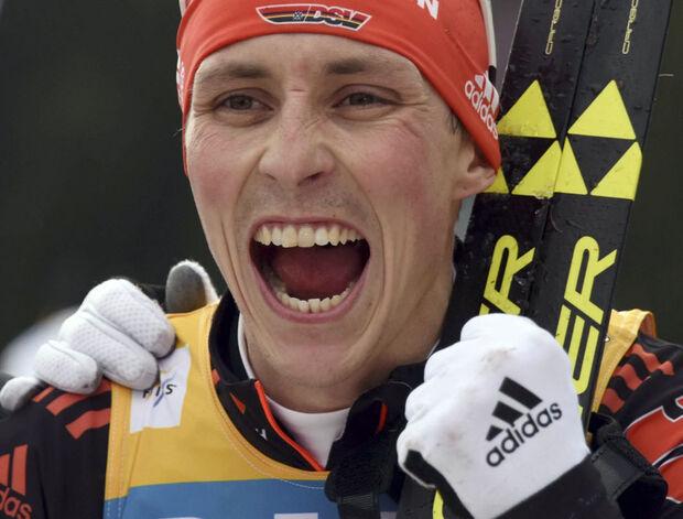 A Alemanha, então, fechou a quarta-feira com sete medalhas de ouro, duas de prata e três de bronze, na liderança do quadro de Pyeongchang-2018