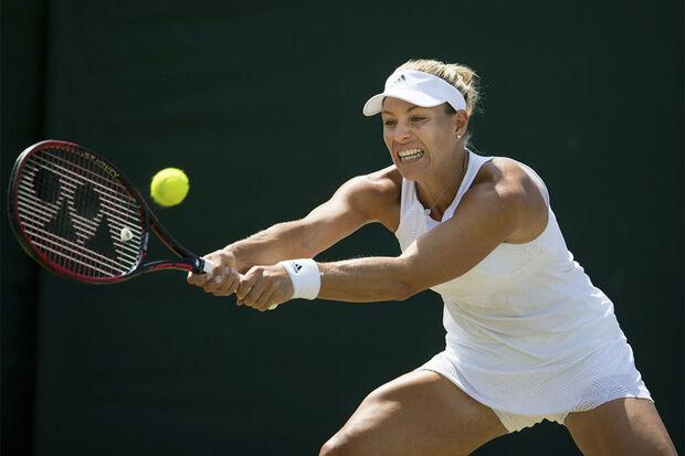 Quarta do ranking da WTA, ela superou a chinesa Ying-Ying Duan por 2 sets a 0, com parciais de 6/3 e 6/4