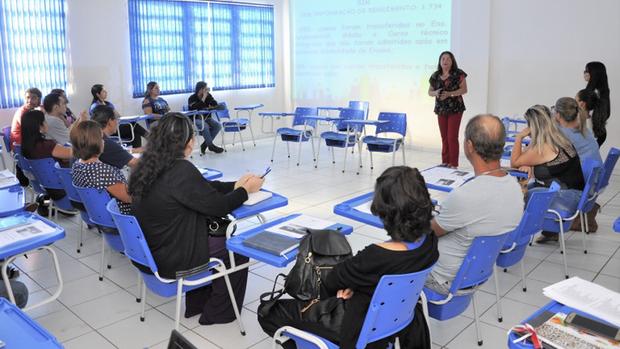 A coleta dos dados é fundamental para que a Semed e o Ministério da Educação possam compreender a situação educacional do município e com isso acompanhar a efetividade das políticas públicas