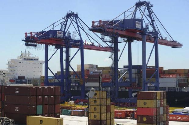O total de crescimento da movimentação de cargas ficou em 29,3%