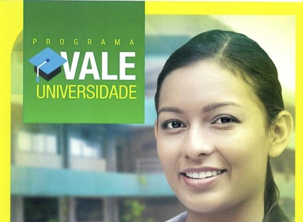 Neste ano foram abertas 550 vagas: 400 no Vale Universidade e 150 no Vale Universidade Indígena