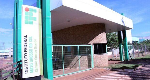 IFMS ofertou mil vagas para cursos de graduação