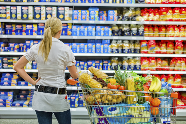 O Índice de Preços ao Consumidor, que analisa o varejo, passou de 0,36% em janeiro para 0,57% em fevereiro