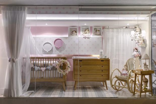 Para conhecer os outros quartos dos arquitetos Erique, Alessandra Gibran e Lilian, e tudo o mais que a 1ª Mostra de Quartos de Bebê Toca traz de novidade para Mato Grosso do Sul e só chegar lá na Toca Baby