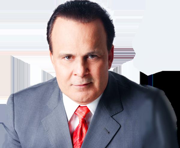 Dr. Lair Ribeiro — Palestrante internacional, ex-diretor da Merck Sharp & Dohme e da Ciba-Geigy Corporation, nos Estados Unidos