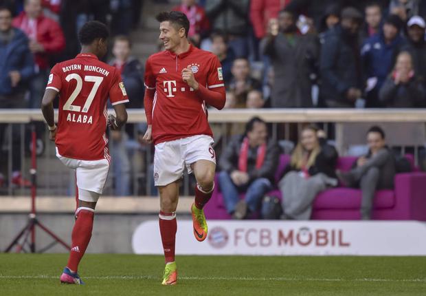 25f308b161 Bayern massacra time da terceira divisão e vai às semifinais da Copa ...