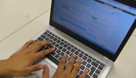 Receita amplia uso da internet para tornar mais rápido o atendimento dos contribuintes