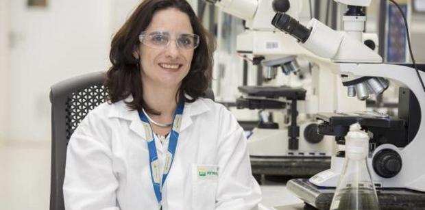 Gerente de Biotecnologia JULIANA VAZ BEVILAQUA, 24/01/2018. Cenpes, Rio de Janeiro - RJ - Brasil.