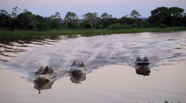 As ocorrências relativas à pesca predominaram, porém, outros crimes foram combatidos e prevenidos, com destaques ao desmatamento ilegal em que quatro infratores foram autuados