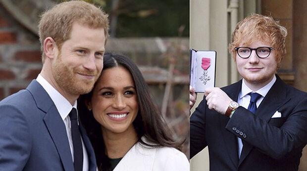 Não seria algo inédito um artista pop tocar em um casamento da família real britânica