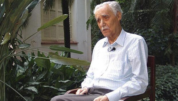 Ex-governador de Mato Grosso do Sul, Wilson Barbosa Martins, que faleceu nesta terça-feira (13), aos 100 anos de idade, em sua casa no Centro de Campo Grande