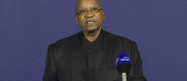 A sigla decidiu que Zuma deve sair e disse que, caso ele não faça isso voluntariamente, deverá haver votação no Parlamento para destituí-lo