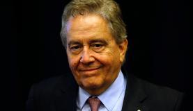 Rio de Janeiro - O presidente do Banco Nacional de Desenvolvimento Econômico e Social (BNDES), Paulo Rabello de Castro, após reunião com o ministro da Segurança Pública, Raul Jungmann (Fernando Frazão/Agência