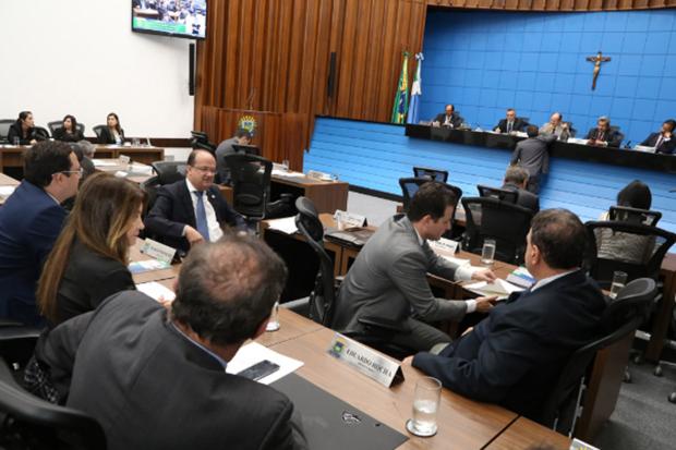 A proposta recebeu parecer favorável da Comissão de Constituição, Justiça e Redação (CCJR) da Casa de Leis
